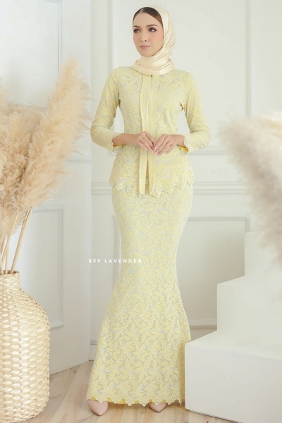 Lacey Luxe Soft Yellow
