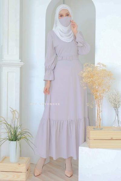 Dress Kalisa Grey