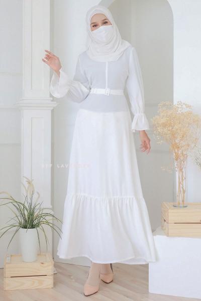 Dress Kalisa White